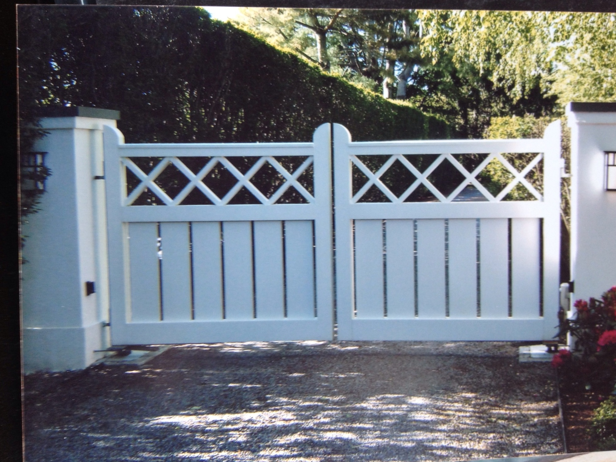 Driveway Gates East Hampton Fence Amp Gate