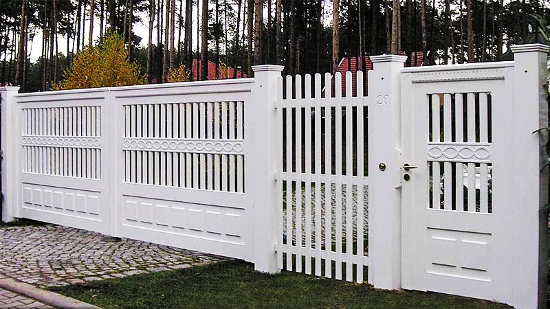Fencing And Gates Hampton  Exclusive-Driveway-Gate-Entrance-Gates-Hardwood-white1