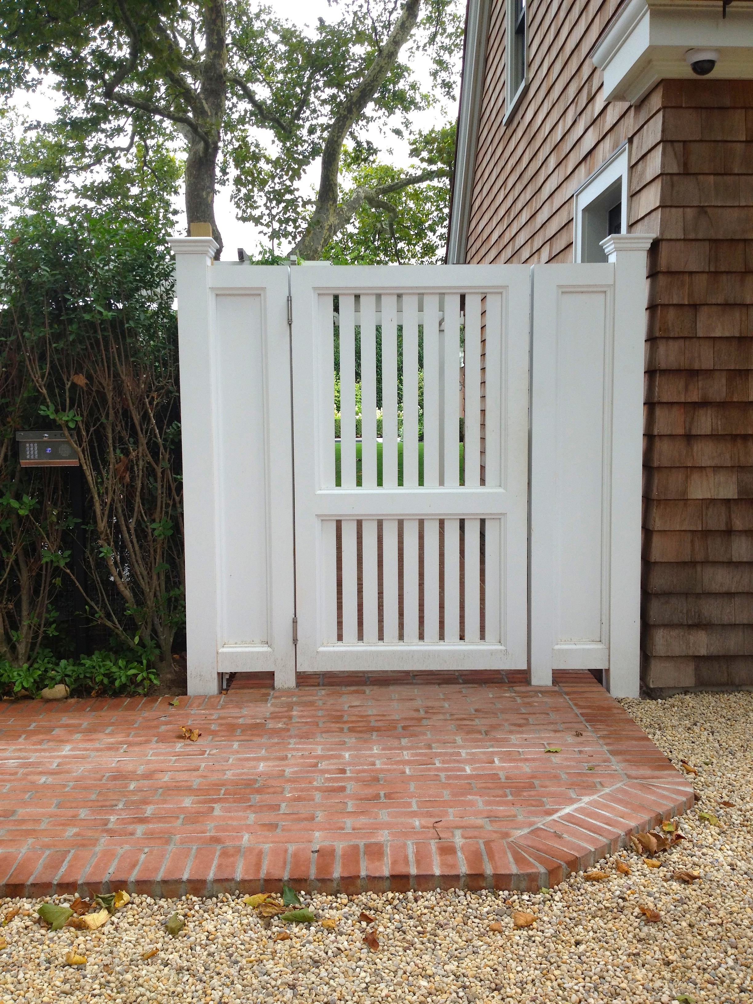 Walkway Gates East Hampton Fence Amp Gate