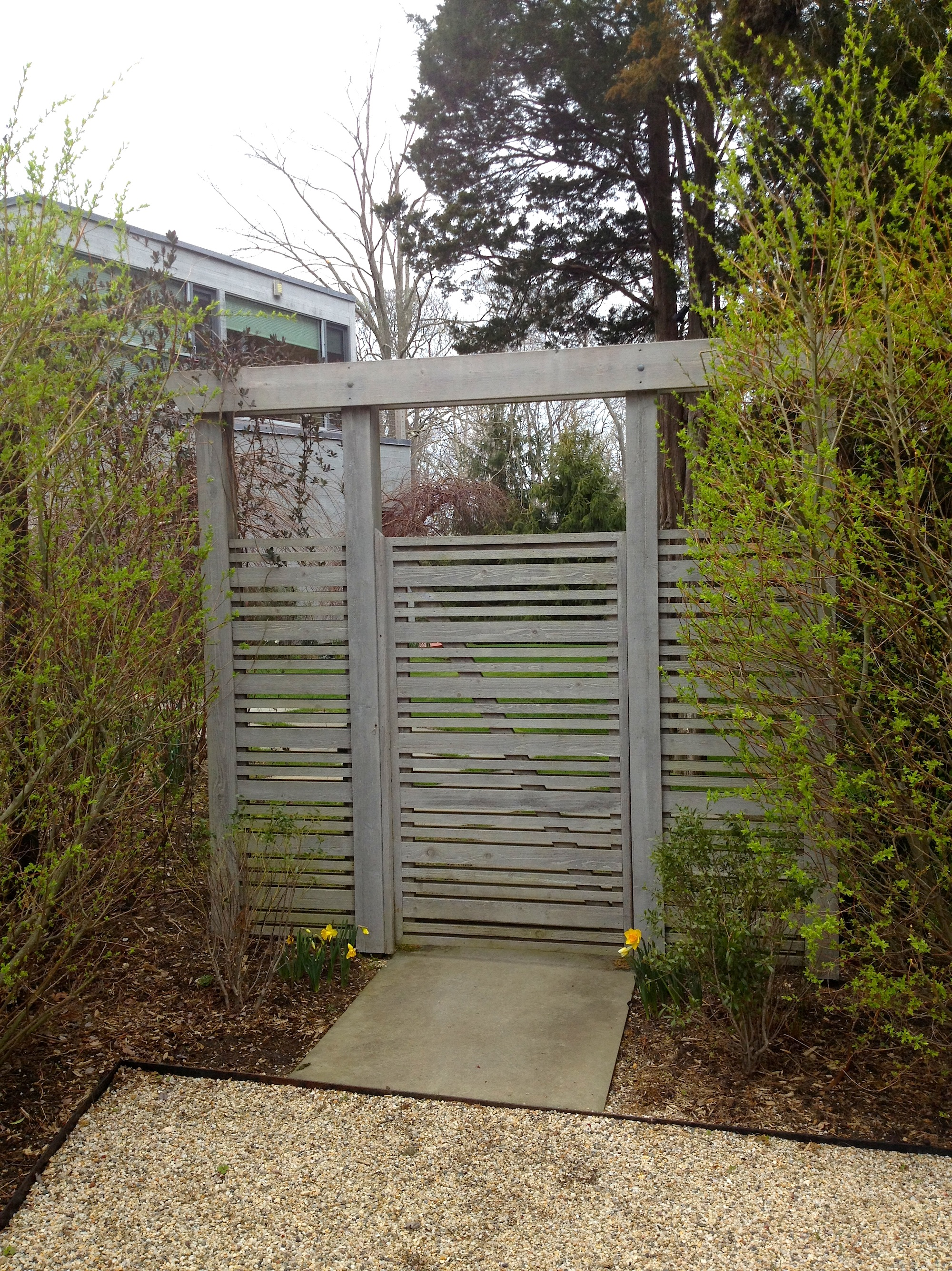 Fence With Gate Designs